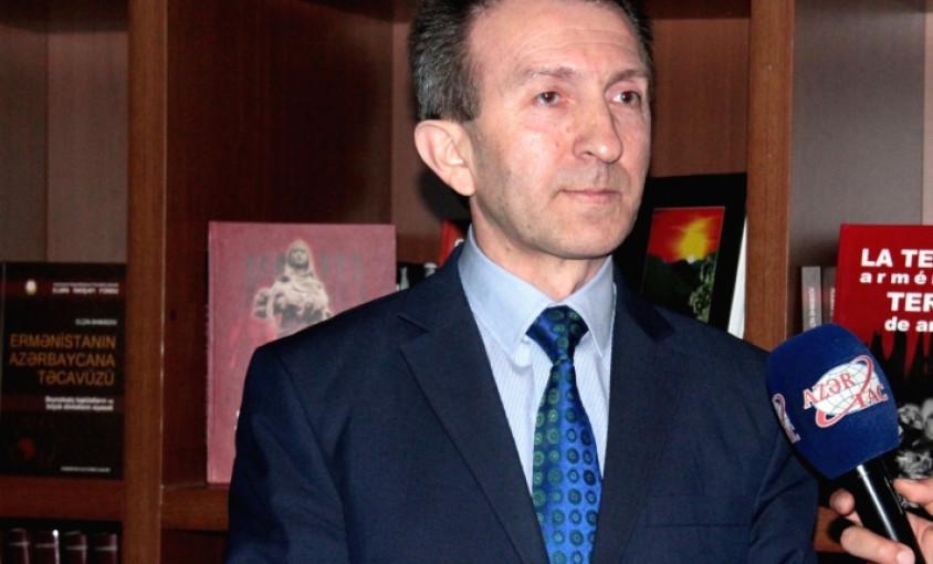 Elçin Əhmədov: Azərbaycan ərazilərinin işğalı zamanı Ermənistan beynəlxalq hüququn bütün fundamental prinsiplərini pozub