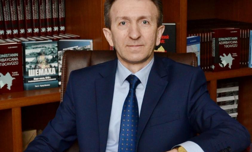 Elçin Əhmədov: Ermənistanın faşizmi qəhrəmanlaşdırması onun dövlət terrorizmi siyasəti yürütdüyünə sübutdur