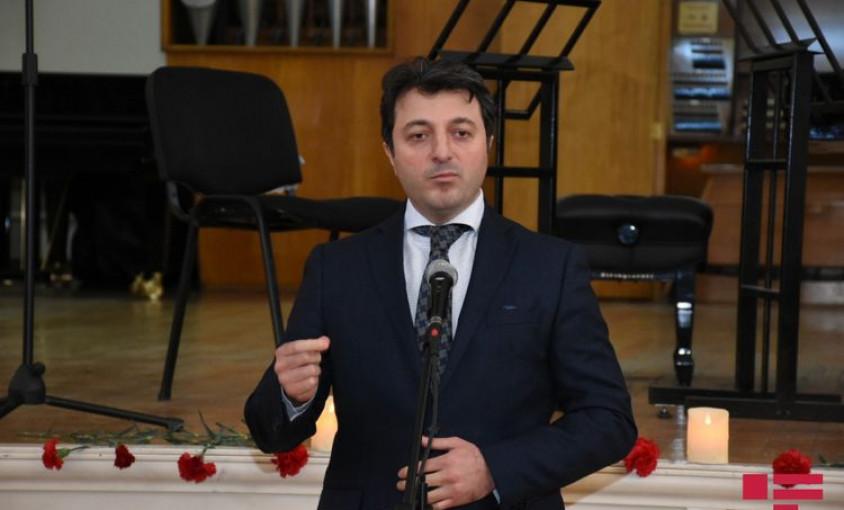 Bakı Musiqi Akademiyasında Xocalı faciəsi anılıb